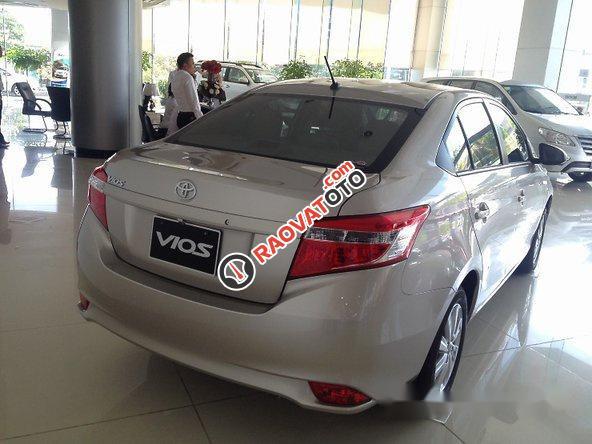 Cần bán xe Toyota Vios 1.5E MT đời 2017-0
