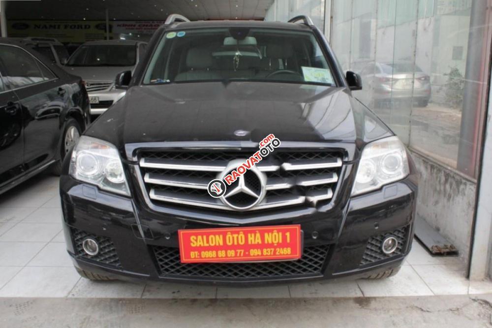 Cần bán gấp Mercedes 300 4Matic đời 2009, màu đen số tự động-0