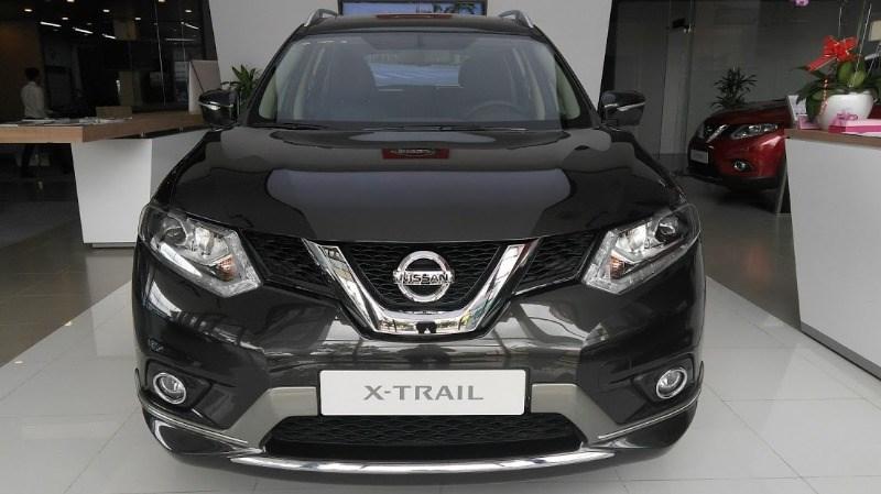 Bán ô tô Nissan X trail đời 2017, màu đen, nhập khẩu chính hãng, giá 957tr-1