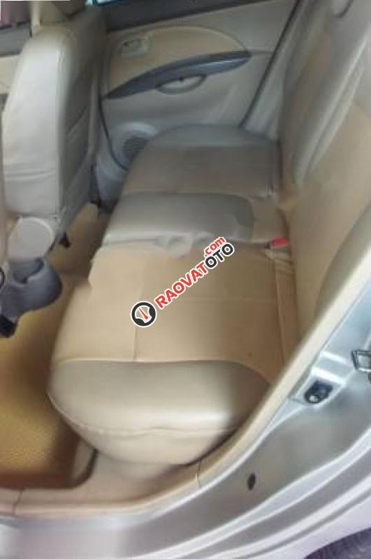 Cần bán xe Kia Morning SLX 1.0 AT 2004, màu bạc, xe nhập giá cạnh tranh-2