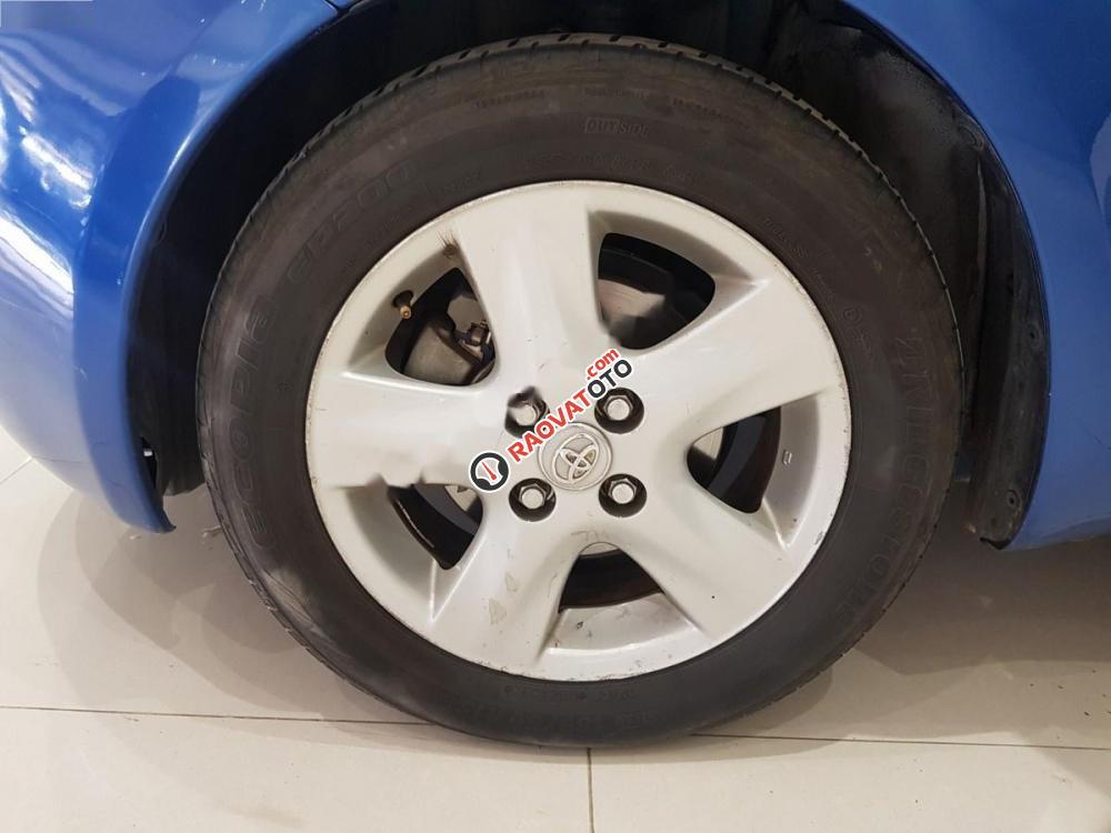 Cần bán lại xe Toyota Yaris 1.3 đời 2008, màu xanh lam, xe nhập-4