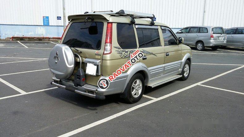 Bán xe Mitsubishi Jolie 2.0 MPI đời 2004, màu vàng-2