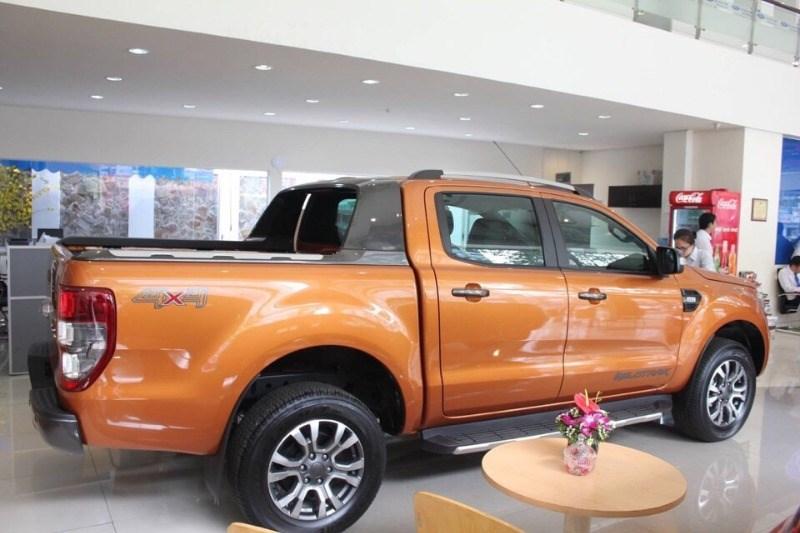 Bán ô tô Ford Ranger đời 2017, nhập khẩu nguyên chiếc-4