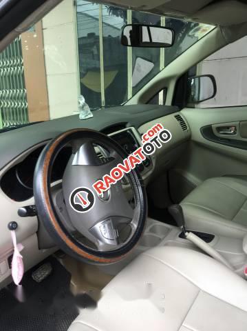 Cần bán xe Toyota Innova đời 2015, màu bạc chính chủ, 600 triệu-0