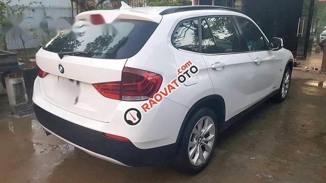 Cần bán BMW X1 3.0 đời 2010, màu trắng, nhập khẩu chính chủ-1