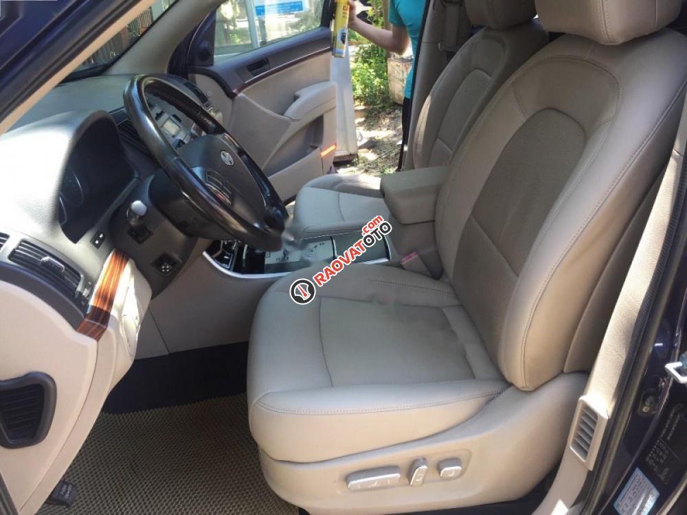 Bán ô tô Hyundai Veracruz CRDi sản xuất 2007, màu xanh lam, nhập khẩu-6