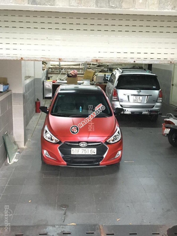 Hyundai Accent như xe thùng-7