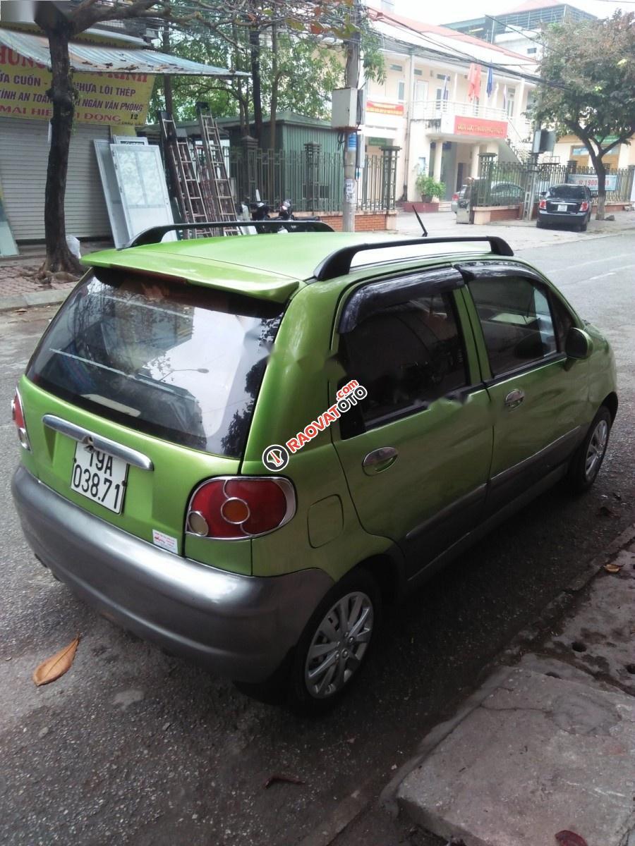 Bán Daewoo Matiz đời 2002, màu xanh lam, nhập khẩu nguyên chiếc, giá tốt-4