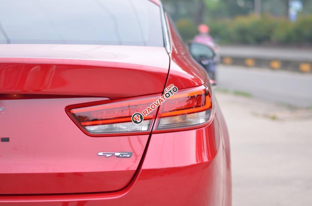 Kia Optima GTline sang trọng đẳng cấp, HT vay 95%, xe giao ngay-7