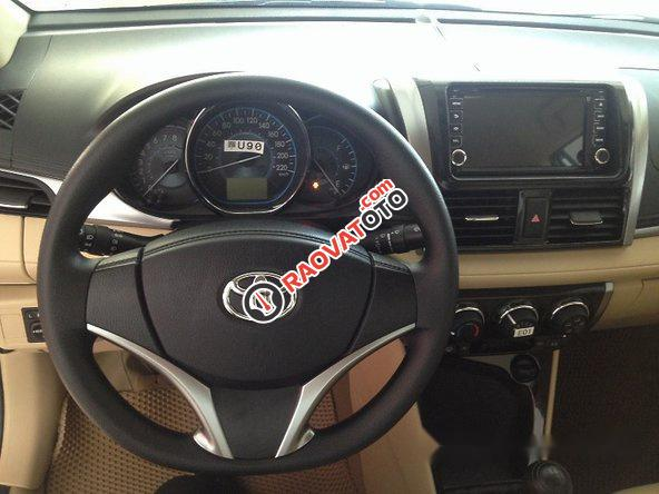 Cần bán xe Toyota Vios 1.5E MT đời 2017-2