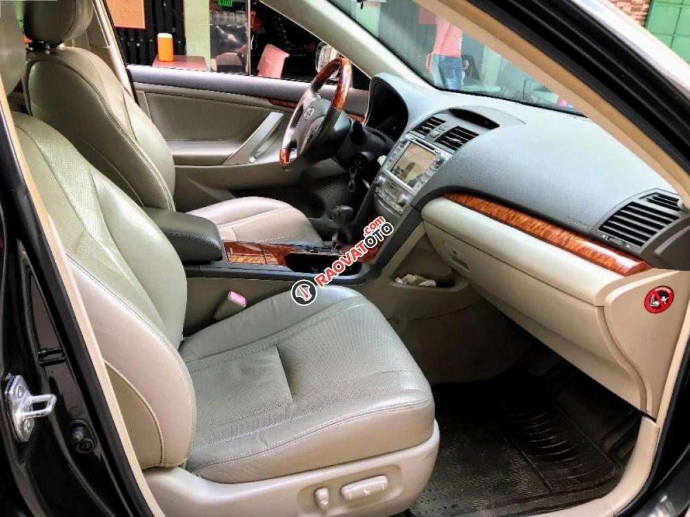 Cần bán gấp Toyota Camry 2.4G năm 2008, màu đen, 585tr-6