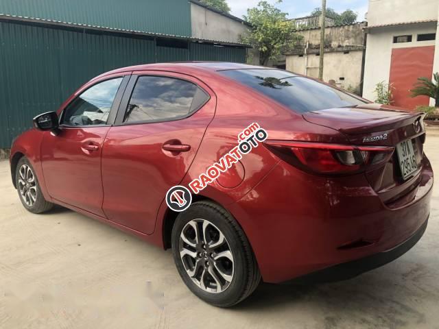 Bán Mazda 2 đời 2016, màu đỏ số tự động, giá tốt-2