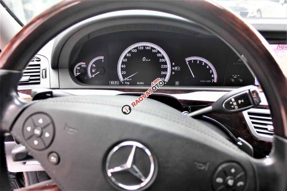 Bán ô tô Mercedes S500 đời 2010, màu đen-7