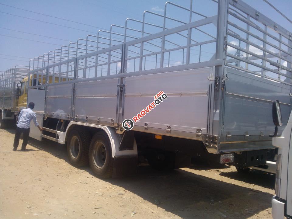 Bán xe tải Fuso 24 tấn khuyến mãi lớn - Hỗ trợ mua xe trả góp 80%-5