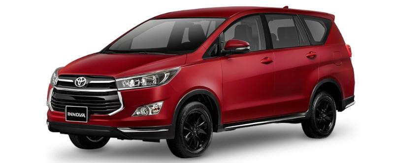 Bán Toyota Innova năm 2017, màu đen, nhập khẩu chính hãng, 675 triệu-15