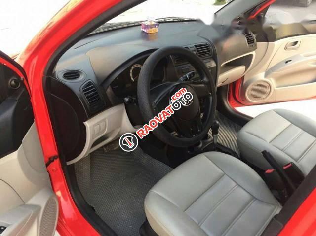 Cần bán lại xe Kia Morning AT đời 2010, màu đỏ đẹp như mới, 179 triệu-2