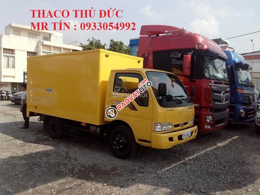 Xe tải Thaco Kia Frontier 40 thùng kín – 1.4 tấn cần bán-1