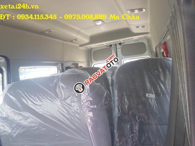 Xe du lịch 16 chỗ nhập khẩu | ô tô Jac 16 chỗ, nhập khẩu giá tốt nhất-2