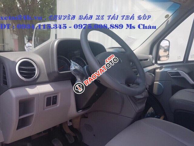 Xe du lịch 16 chỗ nhập khẩu | ô tô Jac 16 chỗ, nhập khẩu giá tốt nhất-3