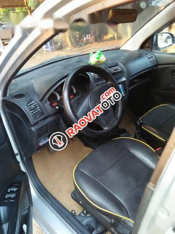Cần bán xe Kia Morning đời 2011, màu bạc -3