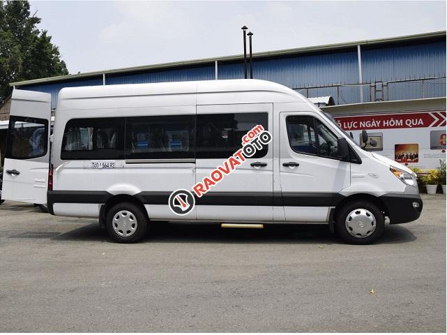 Xe du lịch 16 chỗ nhập khẩu | ô tô Jac 16 chỗ, nhập khẩu giá tốt nhất-0