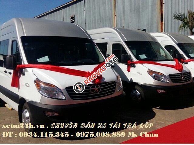 Xe du lịch 16 chỗ nhập khẩu | ô tô Jac 16 chỗ, nhập khẩu giá tốt nhất-6