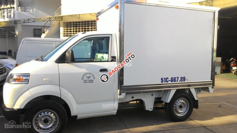 Bán xe Suzuki 7 tạ thùng lửng thùng kín thùng mui bạt, xe giao ngay hỗ trợ trả góp-1