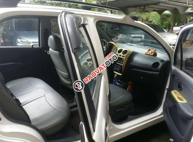 Cần bán lại xe Daewoo Matiz sản xuất 2007, giá 78tr-4