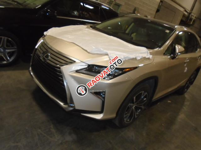 Cần bán xe Lexus RX350 đời 2017, xe nhập-1