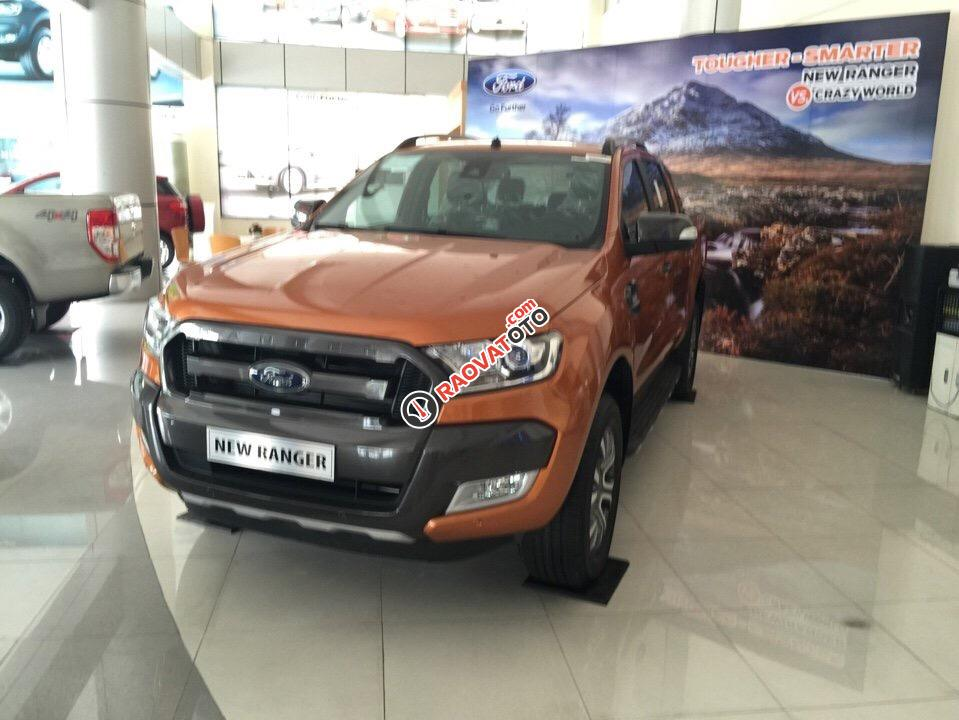 Ford Ranger new 100% giá tốt nhất , khuyến mãi khủng -5