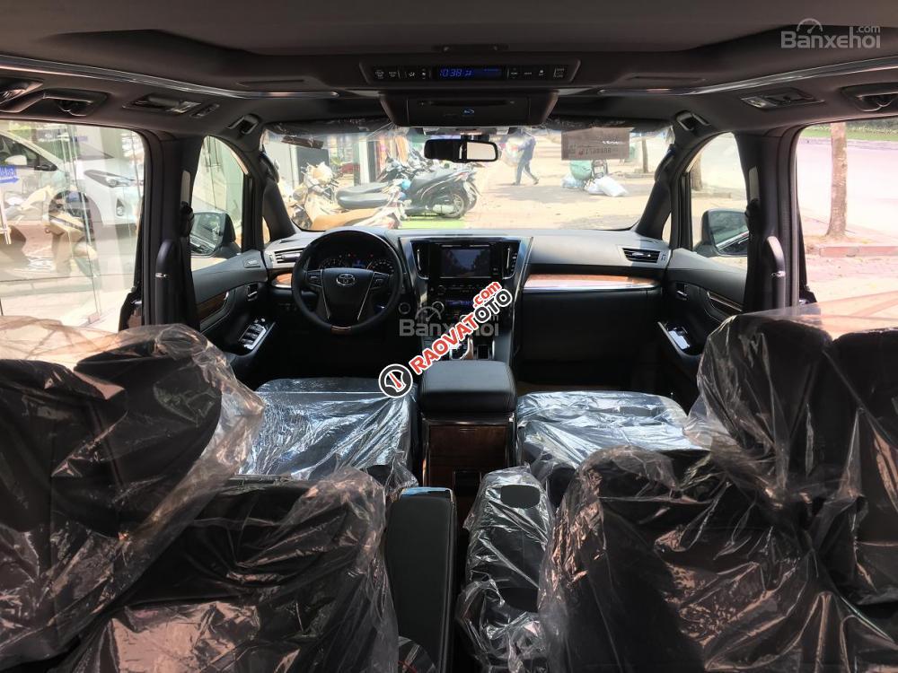 Cần bán xe Toyota Alphard Executive Louge model 2017, mới 100%-24