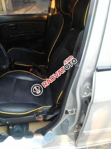 Cần bán xe Kia Morning đời 2011, màu bạc -1