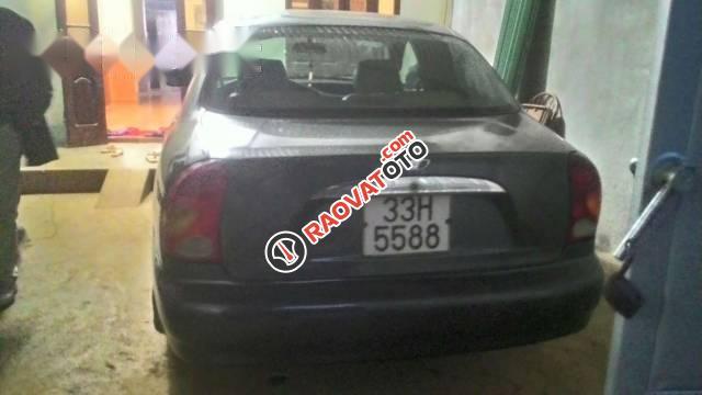Cần bán xe Daewoo Lanos đời 2002, giá tốt-2