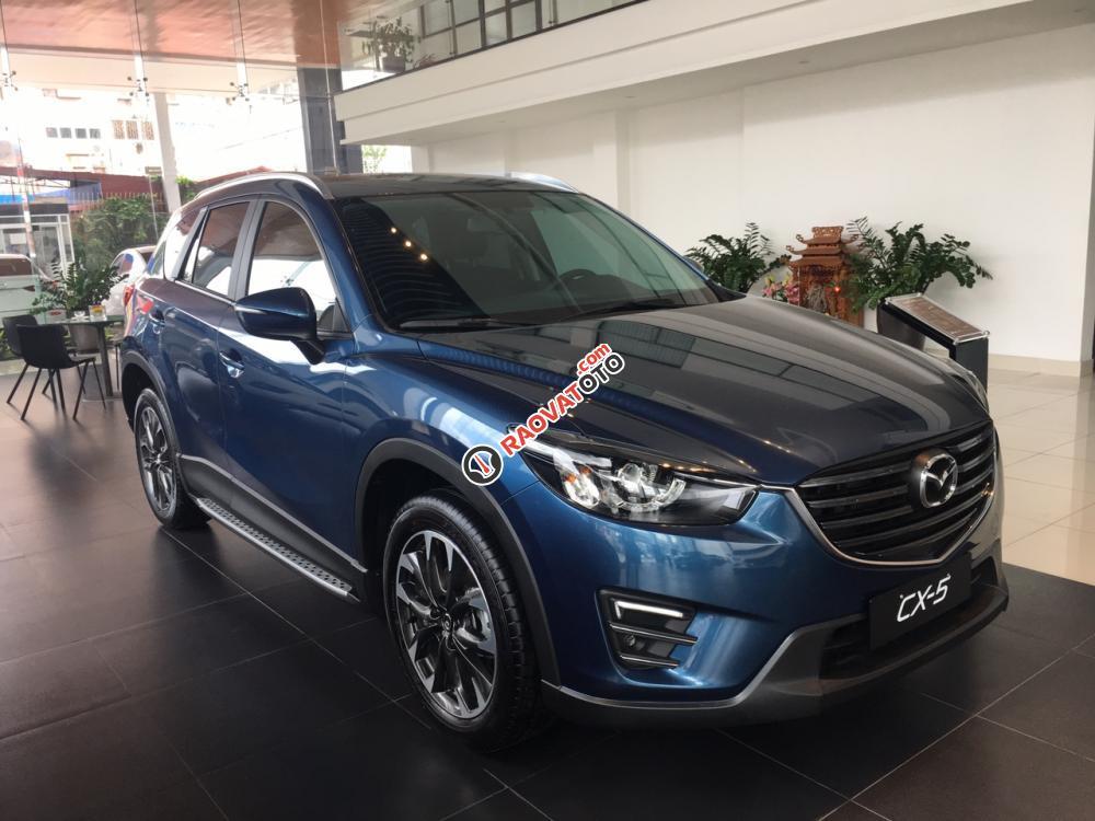 Mazda Nguyễn Trãi Hà Nội - Mazda CX 5 2017 - có xe giao ngay, liên hệ để ép giá tốt nhất: 0946.185.885-0