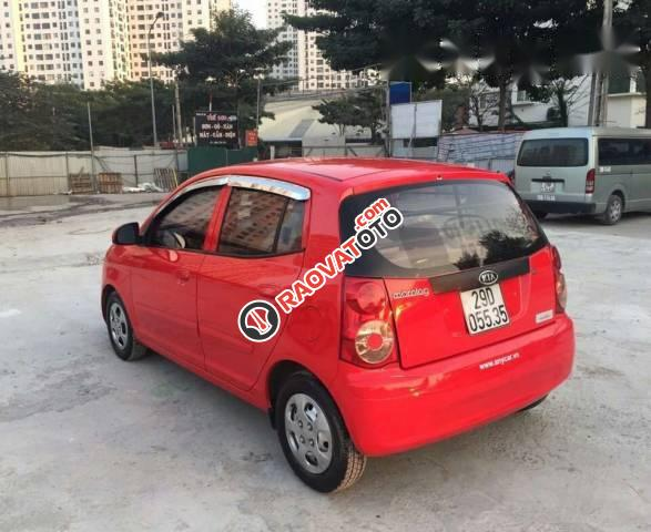 Cần bán lại xe Kia Morning AT đời 2010, màu đỏ đẹp như mới, 179 triệu-1