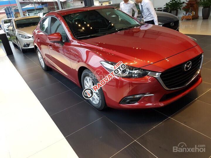 Mazda Nguyễn Trãi Hà Nội - Mazda 3 2017, khuyến mại cực lớn, LH ngay 0946185885 để ép giá tốt hơn-3