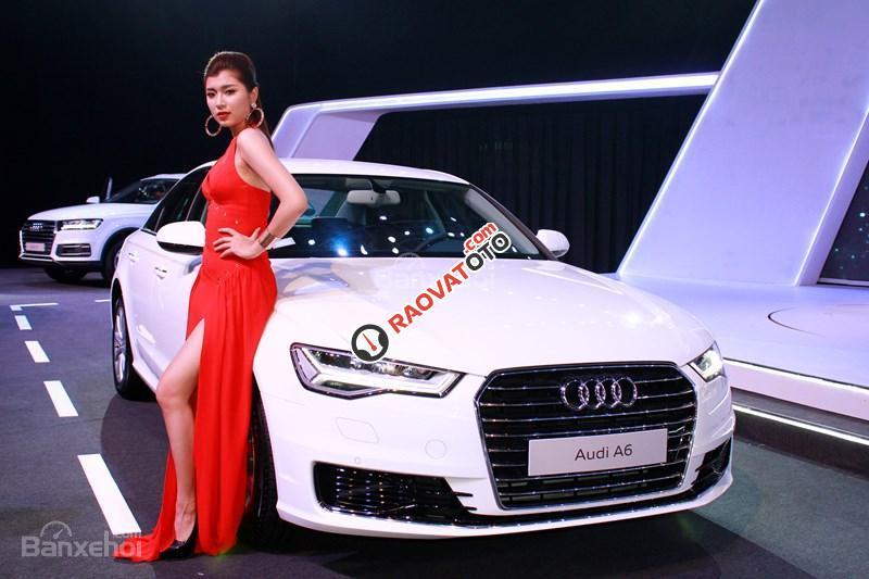 Bán Audi A6 nhập khẩu tại Đà Nẵng, nhiều chương trình khuyến mãi lớn, Audi Đà Nẵng-0