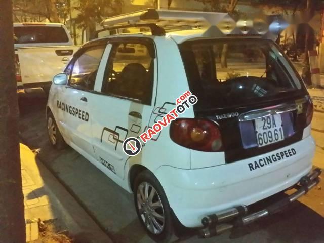 Cần bán lại xe Daewoo Matiz sản xuất 2007, giá 78tr-1