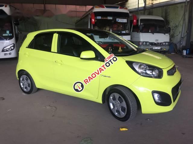 Cần bán lại xe Kia Morning MT năm 2014-4