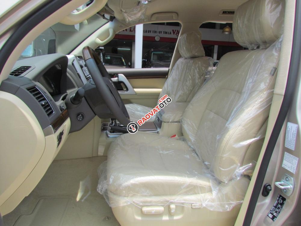 Bán Toyota Land Cruiser 2016 xe nhập-4