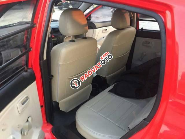 Cần bán lại xe Kia Morning AT đời 2010, màu đỏ đẹp như mới, 179 triệu-5