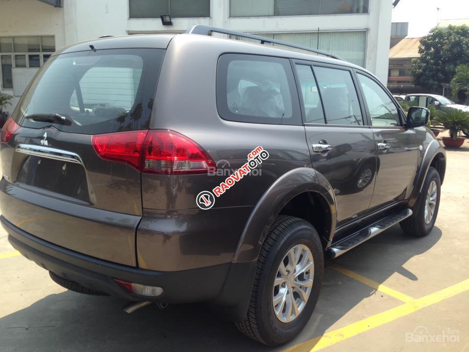 Đại lý bán xe Mitsubishi, xe du lịch Mitsubishi Pajero Sport 4x2 MT/Mitsubishi Pajero Sport 4x2 AT-2
