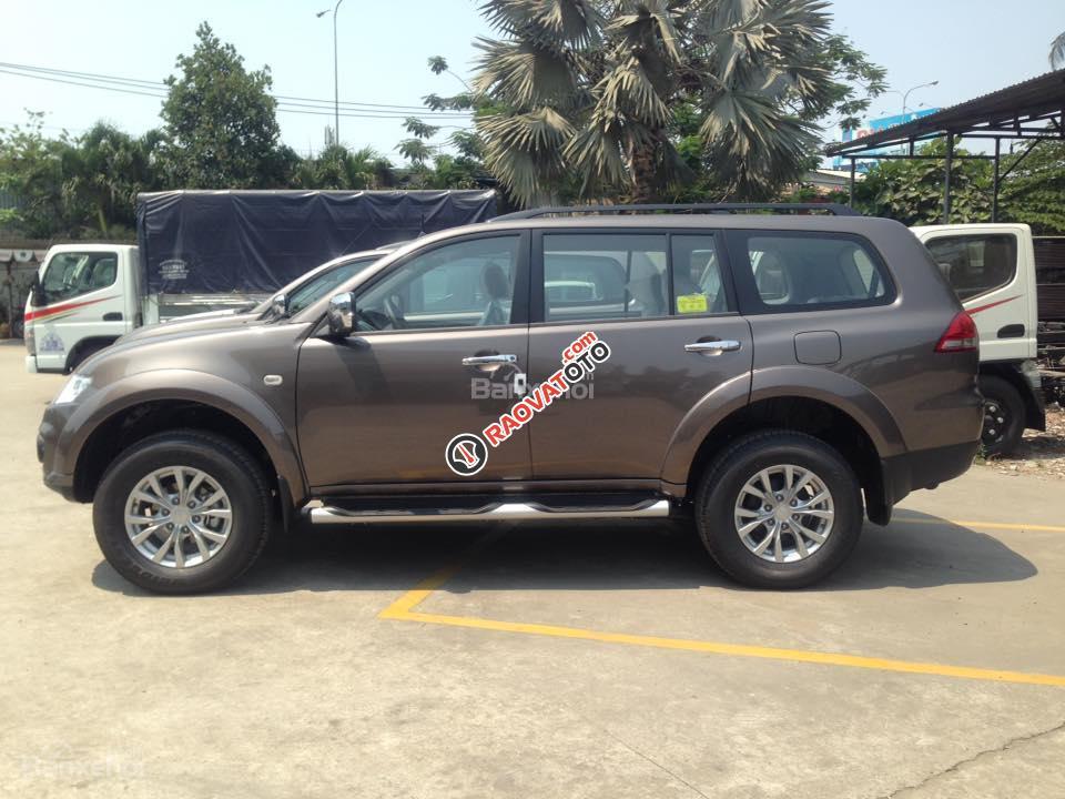 Đại lý bán xe Mitsubishi, xe du lịch Mitsubishi Pajero Sport 4x2 MT/Mitsubishi Pajero Sport 4x2 AT-0