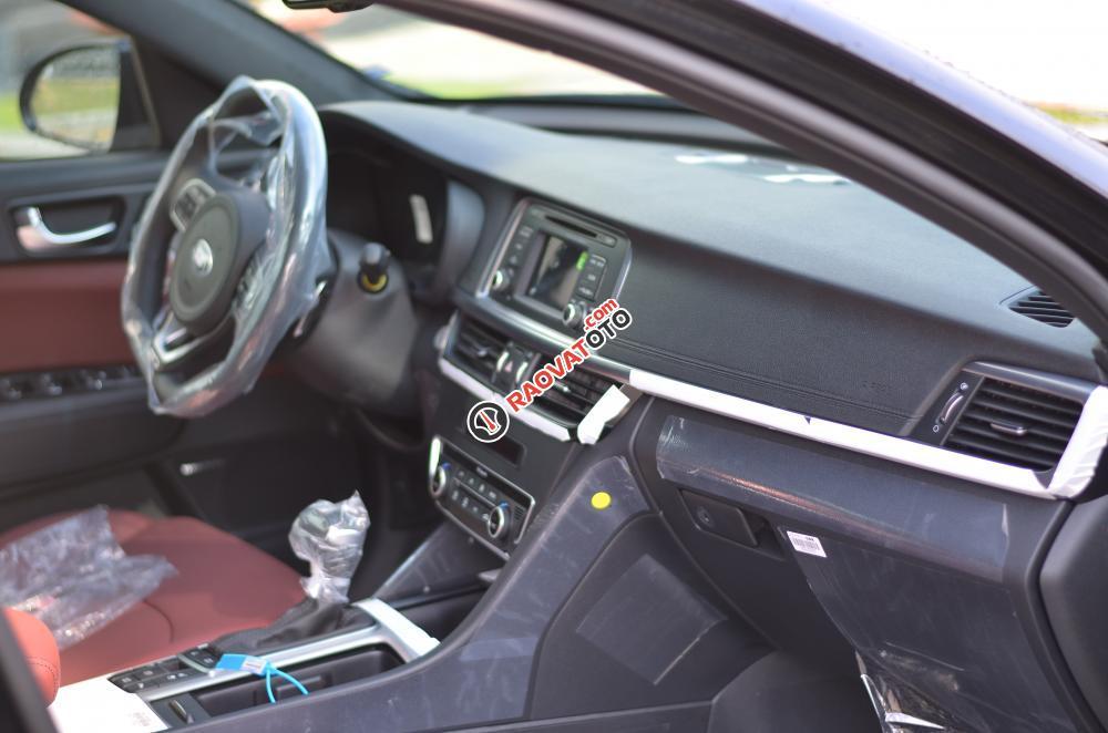 KIA Optima 2.4 GT line mới, hỗ trợ vay đến 90%, có xe giao ngay, thủ tục nhanh lẹ, tư vấn nhiệt tình-10