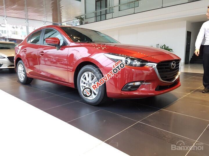 Mazda Nguyễn Trãi Hà Nội - Mazda 3 2017, khuyến mại cực lớn, LH ngay 0946185885 để ép giá tốt hơn-0