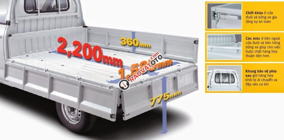 Đại lý Suzuki Biên Hòa, Suzuki Pro 750kg có xe giao ngay giá cả tốt nhất-3