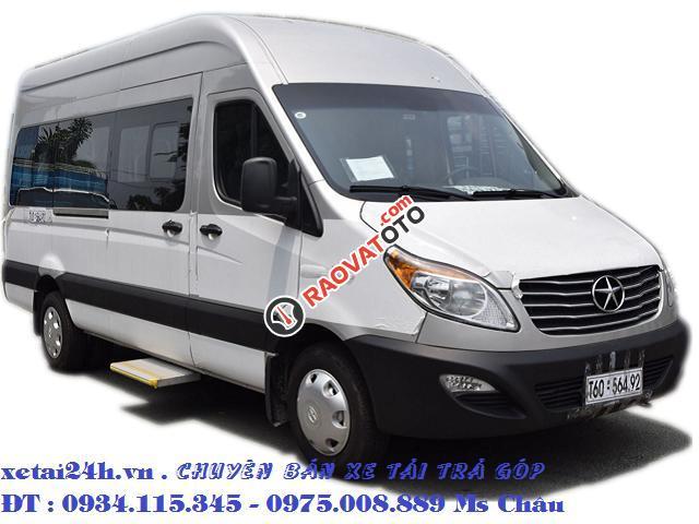 Xe du lịch 16 chỗ nhập khẩu | ô tô Jac 16 chỗ, nhập khẩu giá tốt nhất-5
