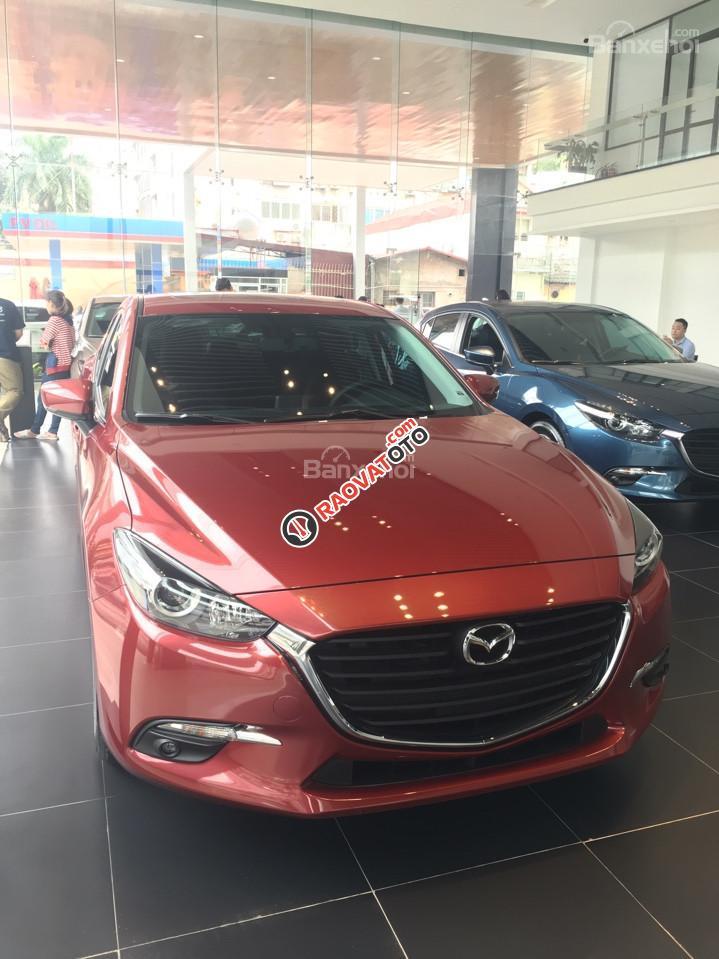 Mazda Nguyễn Trãi Hà Nội - Mazda 3 2017, khuyến mại cực lớn, LH ngay 0946185885 để ép giá tốt hơn-2