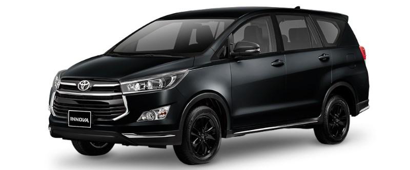 Bán Toyota Innova năm 2017, màu đen, nhập khẩu chính hãng, 675 triệu-8