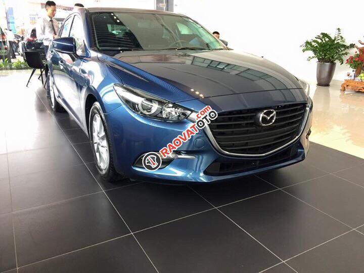 Mazda Nguyễn Trãi Hà Nội - Bán Mazda 3 2018 170tr rước xe ngay, LH ngay 0946185885 để ép giá rẻ hơn và nhận KM cực cao-0